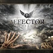 Harmagedon by AFFECTOR album cover