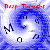 Morphios by DEEP THOUGHT album cover