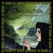 Blood On The Black Robe by CRUACHAN album cover