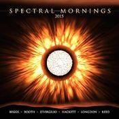 Spectral Mornings by HACKETT, STEVE album cover
