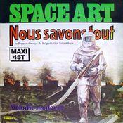 Nous Savons Tout by SPACE ART album cover