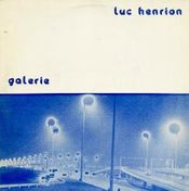 Galerie by HENRION, LUC album cover