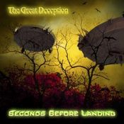 The Great Deception by SECONDS BEFORE LANDING album cover
