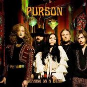 Leaning On A Bear by PURSON album cover