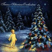 Christmas Eve & Other Stories by TRANS-SIBERIAN ORCHESTRA album cover