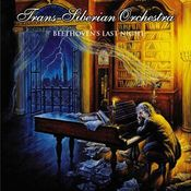 Beethoven's Last Night by TRANS-SIBERIAN ORCHESTRA album cover