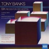 Six (Pieces for Orchestra) by BANKS, TONY album cover
