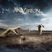 Astral Phase by ANVISION album cover