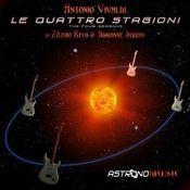 Vivaldi's The Four Seasons by RECH, ZOZIMO album cover