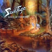 Edge of Thorns by SAVATAGE album cover