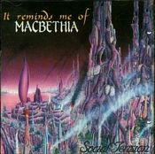 It Reminds Me OF MacBethia by SOCIAL TENSION album cover