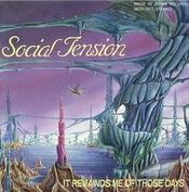 It Reminds Me of Those Days by SOCIAL TENSION album cover