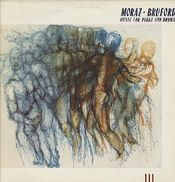 Music For Piano And Drums by MORAZ & BRUFORD album cover