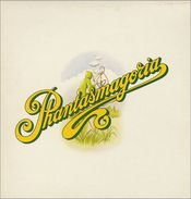 Phantasmagoria by CURVED AIR album cover