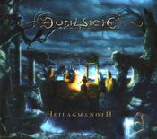 Heilagmanoth by DUNWICH album cover
