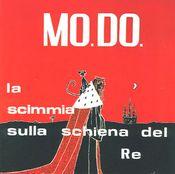 La Scimmia Sulla Schiena Del Re by MO.DO. album cover