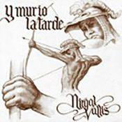 Y Murió la Tarde  by NIRGAL VALLIS album cover