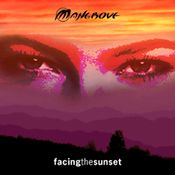 Facing The Sunset by MANGROVE album cover