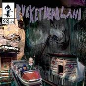 Pike 92 - The Splatterhorn by BUCKETHEAD album cover