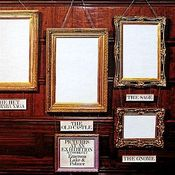 Pictures At An Exhibition by EMERSON LAKE & PALMER album cover