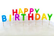 Happy Birthday Free Stock Photo HD  Public Domain Pictures