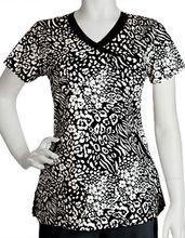 Buy Barco NRG Junior Lola TwoPocket Fashion Mock Wrap Scrub Top for $