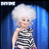 Divine - Celebrity Caricature Doll - Michael Baroto 2006