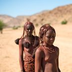 Himba Woman From Namibia Man Realized Was Naked Pelauts Com
