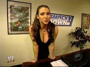 stephanie mcmahon hot or not | THE CRAPHOLE: the Official WRESTLECRAP