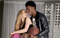 Last night, a naked selfie of what was assumed to be Nick Young and