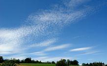 Schichtwolken(Stratus  Altostratus)