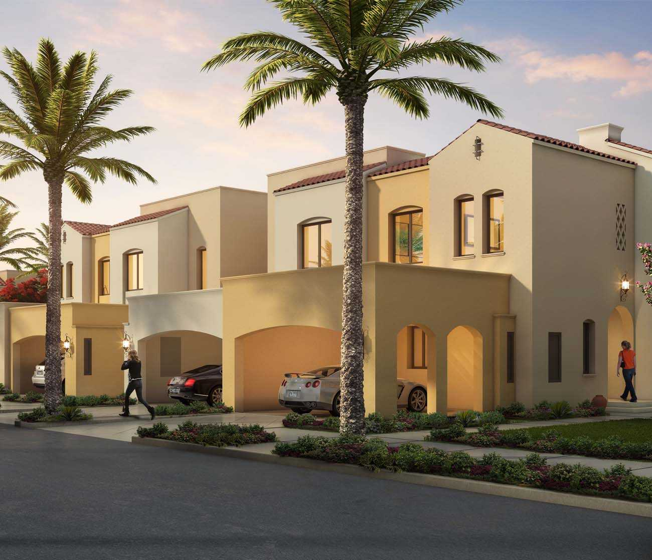 Casa Dora at Serena - 3 BR TH – Middle - For Sale