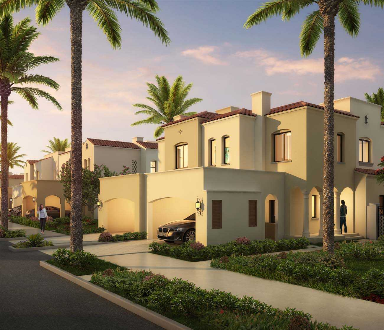 Casa Dora at Serena - 3 BR TH – End - For Sale