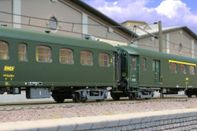 "LS 40193 Set ""Rapide Nord"" Ep IV"