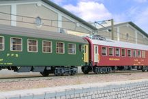 Archive LS Models SBB  Reisezugwagen eu