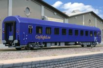 LS 49041 Set 2 CNL �Komet�  Reisezugwagen eu