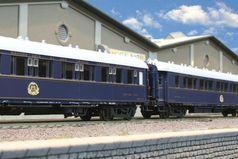 LS 49131 Set S2 der CIWL Ep II  Reisezugwagen eu