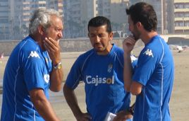 David Vidal se marcha del Xerez | Reporteros Jerez