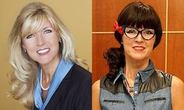 Jane Grote Abell before and after Undercover Boss transformation