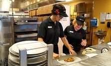 Jane Grote Abell, Chairman of Donatos Pizza, goes undercover in her