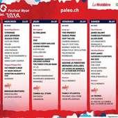 Stromae, Elton John, Woodkid Et Lavilliers Au 39e Paléo Festival