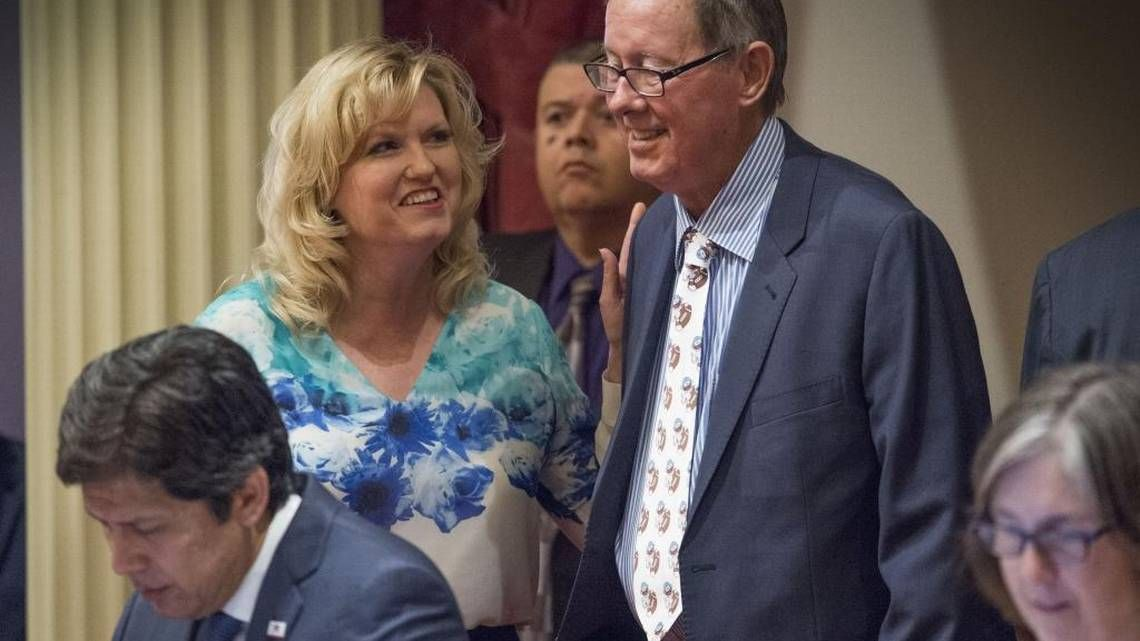 California climate change bill clears state Legislature | The Sacramento Bee