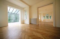 ) und Salon, wie die R�ume im Grundri� von 1901 genannt wurden