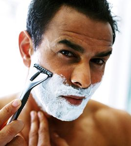 new study has revealed men who shave regularly have twice as much