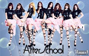 After School Japanese Set ::Diva:: Wallpaper