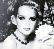 One of 14 controversial photos of Brooke Shields at age 10 taken by