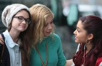 Jennette McCurdy with Ariana Grande and Ciara Bravo