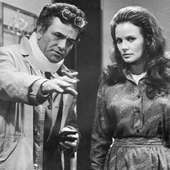 Peter Falk & Trish Van Devere - Sitcoms Online Photo Galleries