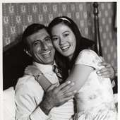 AfterMASH: Jamie Farr & Rosalind Chao - Sitcoms Online Photo Galleries