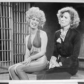 Polly Holiday And Barbara Babcock - Sitcoms Online Photo Galleries